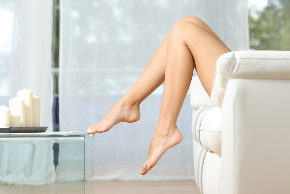 Na jakich partiach ciała można wykonać epilację laserową