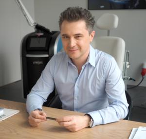dr. n. med. Maciej Krajewski