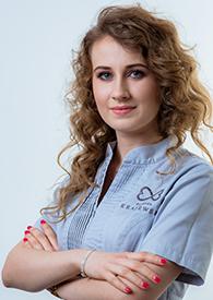 Kosmetolog Klaudia Dudzik