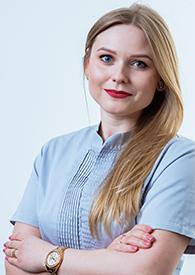Kosmetolog Katarzyna Cuch